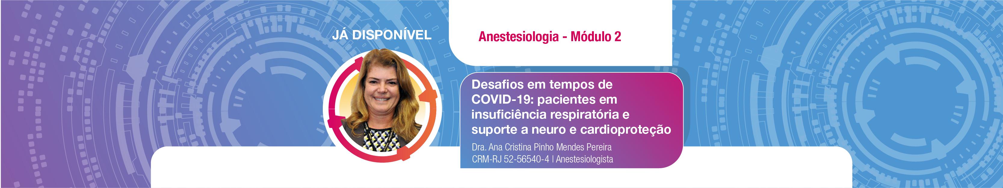 Aulas-banners-Módulo 2 Anestesiologia disponível