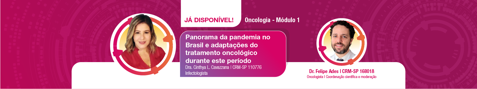 Módulo 1 Oncologia disponível