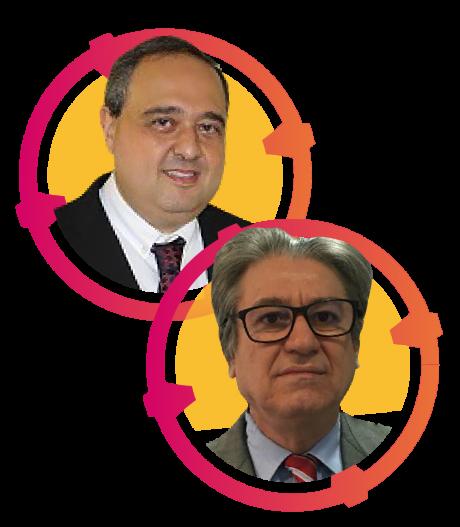 palestrantes-moldura-Marcelo e Valter