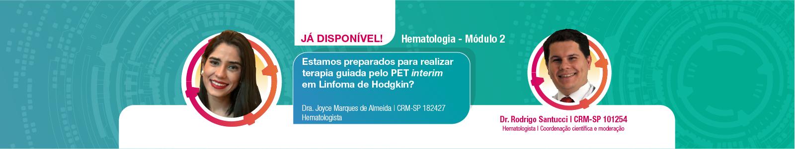 Aulas-banners-hematologia-Módulo 2 Oncologia é hoje