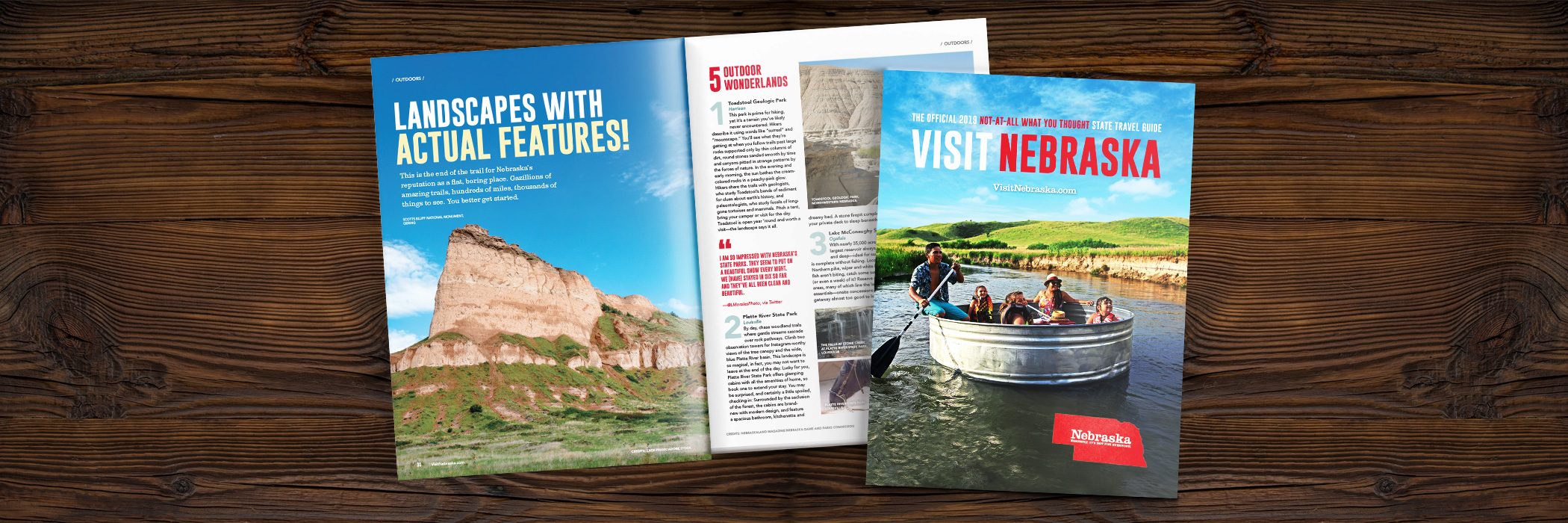 Request a Travel Guide | VisitNebraska com