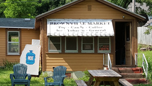 Brownville market crop