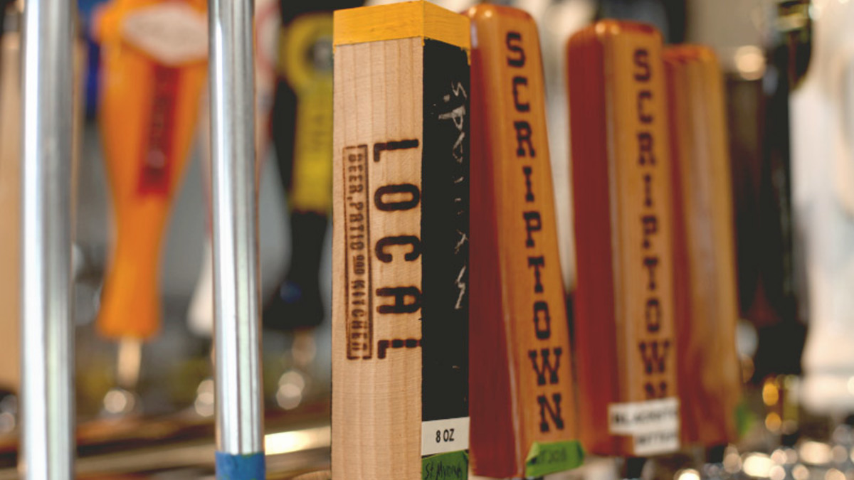Local Beer, Patio and Kitchen - Gretna