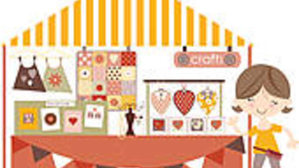 Craft Fair Clip Art 500936