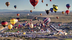 Old west balloon fest 2