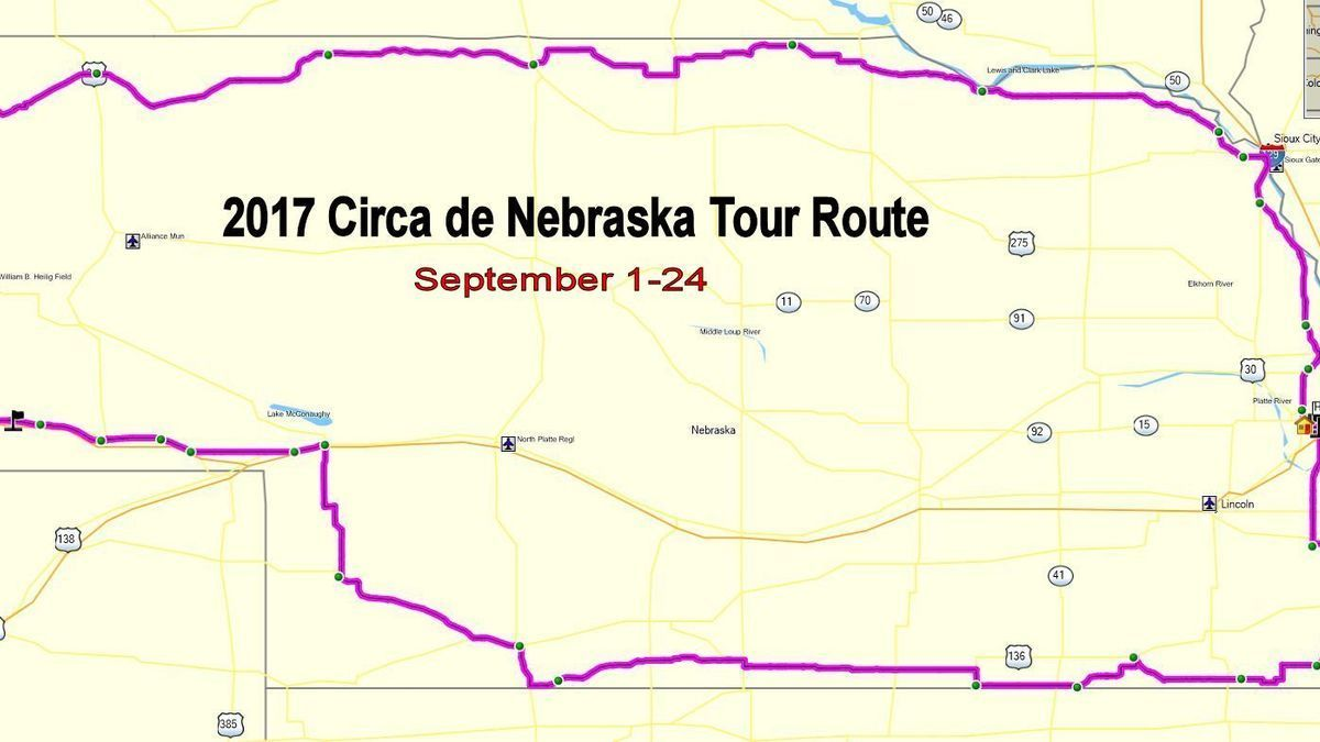 Circa de nebraska route map3