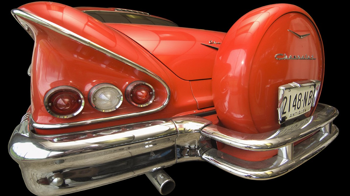Chevyland USA Auto Museum - Classic car museums in usa
