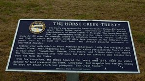 Horse creek treaty