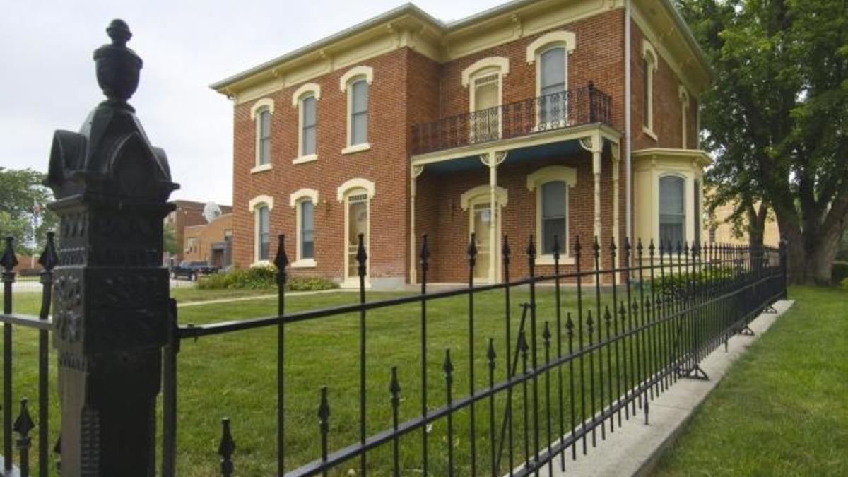 Cook Blacksmith Shop & Historical Adams House Museum