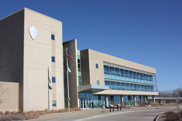 Lewis And Clark Nature Center Nebraska City
