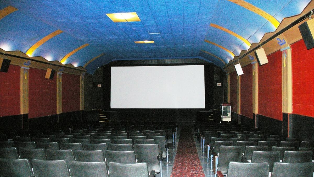 Historic Isis Theatre