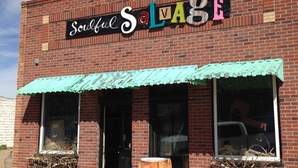 Soulful salvage  exterior
