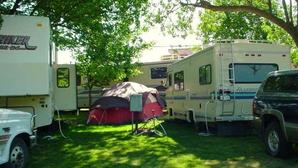 Milligan rv park full