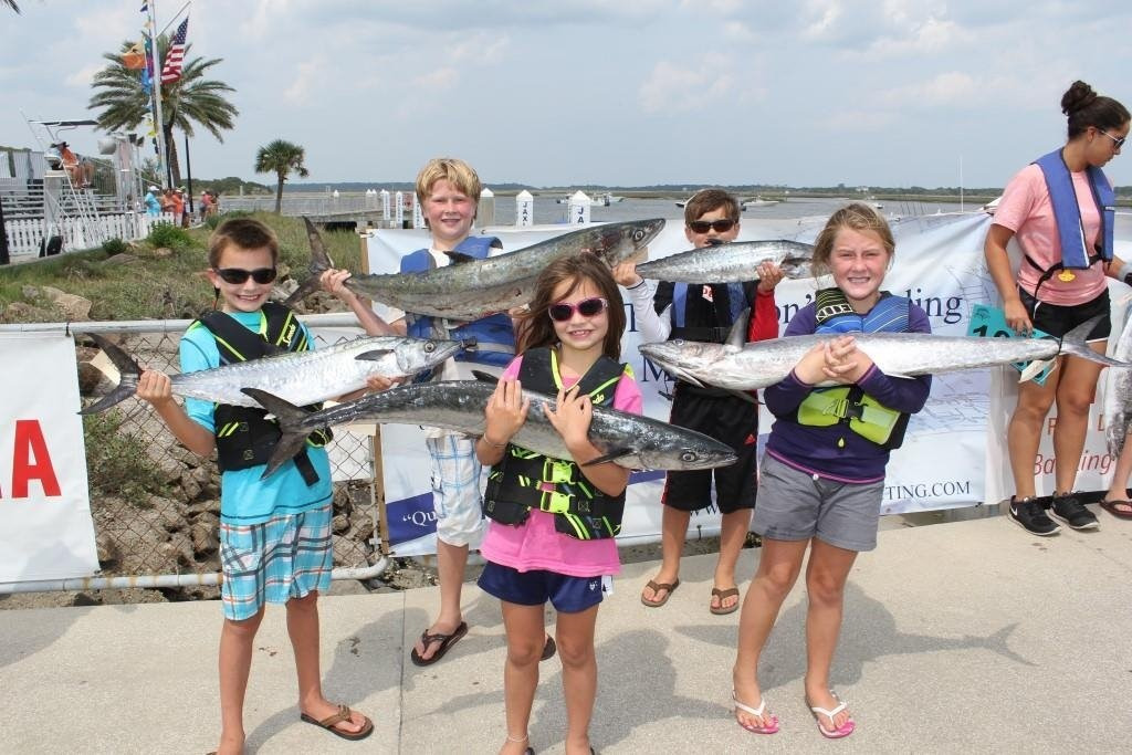 The Greater Jacksonville Kingfish Tournament