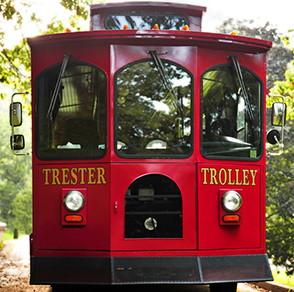 winona, minnesota, trester, trolley, guided, tours