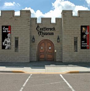 winona, minnesota, castlerock, museum, alma, wisconsin, armor, weapon