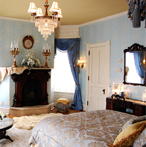 winona, minnesota, alexander, mansion, bed, and, breakfast, b&b