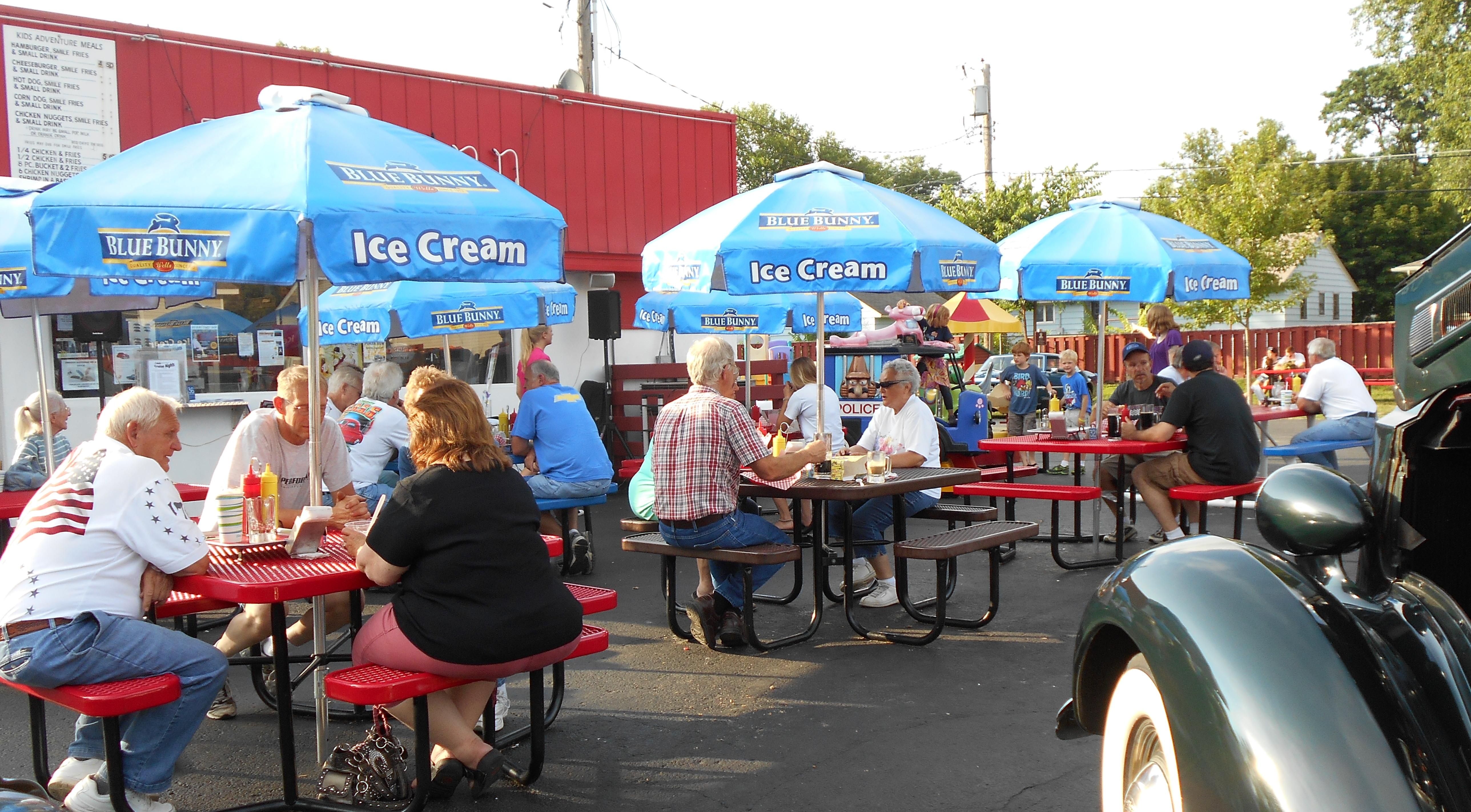 Lakeview Drive Inn Cruise Nights Visit Winona