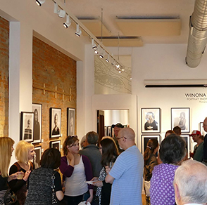 outpost, winona, minnesota, rural, art, gallery, characters, exhibit, exhibition, photography, opening, night, artist, artwork