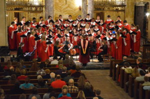 st mary's, concert, choir