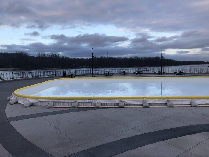 ice, rink