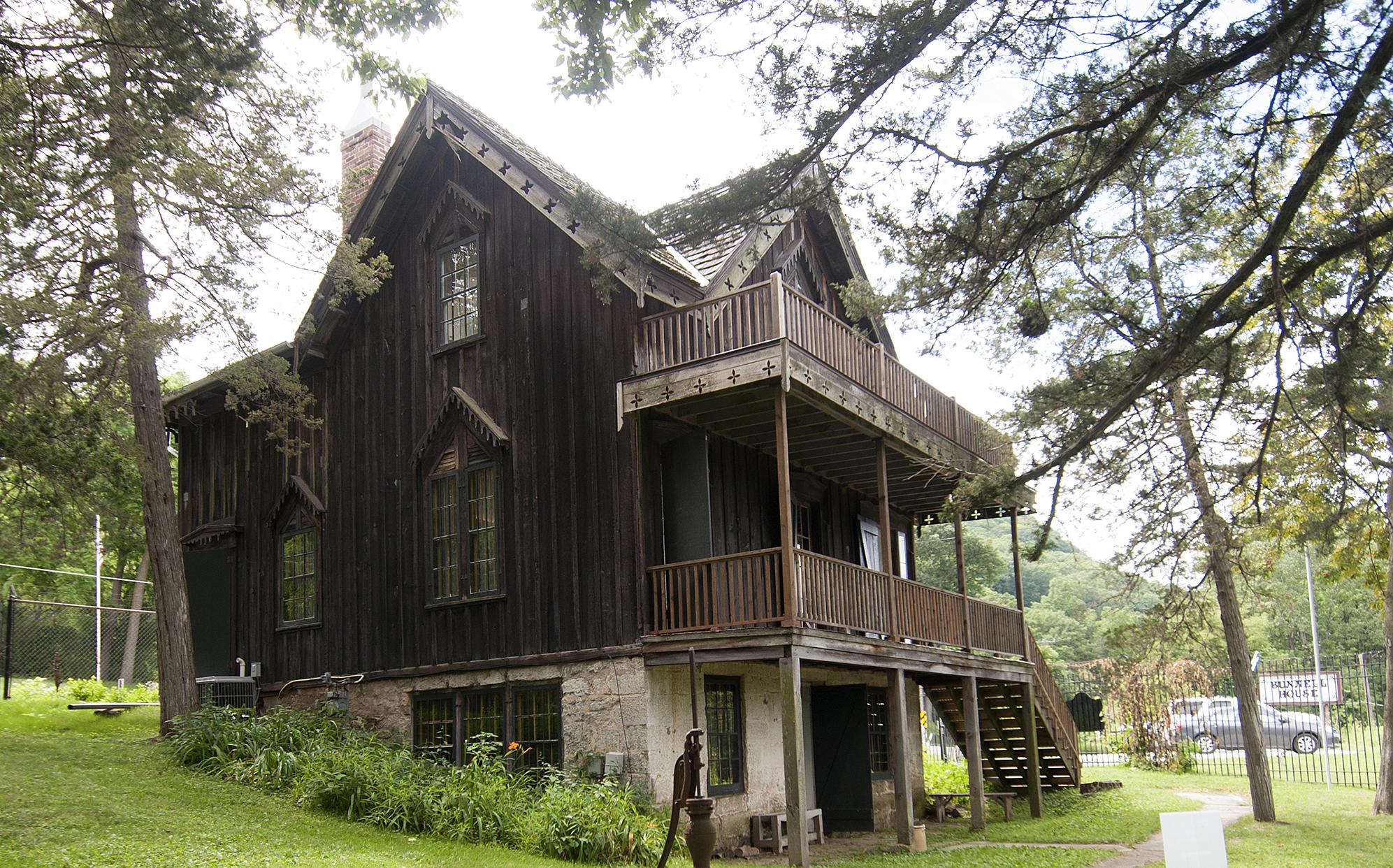 Winona Minnesota Historic Site Architecture history