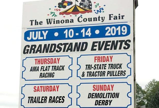 Southeast Minnesota Fair Festival Farming Concert Fun