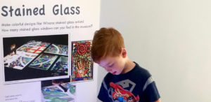 Winona Minnesota Kids Education The Cube Stained Glass