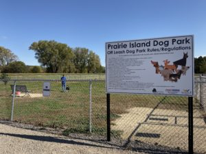 Winona Dog Park Prairie Island Park Winona Minnesota