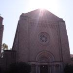 Saint Mary Chapel of the Angels Winona Minnesota St. Mary's University of MN