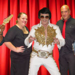 Forever Elvis Christmas Show Highway 61 Concert Series St Cecilia Theatre Hurry Back Productions Winona Minnesota Cotter Schools