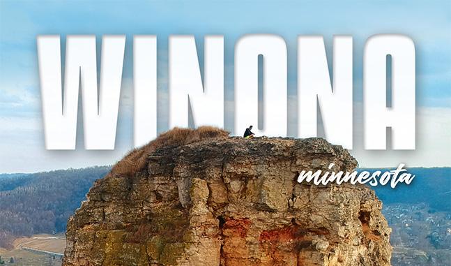 Visit Winona Visitor Guide Winona Minnesota Southeast MN
