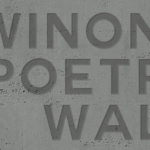 poetry walk, winona mn, southeastern minnesota, fine arts commission, national poetry month