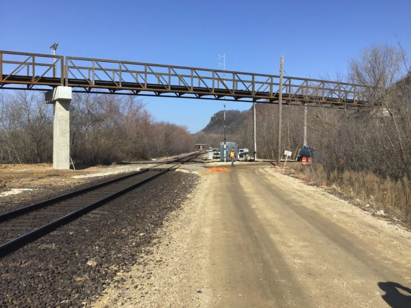 flyway trail, bridge the bluffs, winona mn, aghaming park, latsch island, Mississippi River Trail, Buffalo County Wisconsin, Southeastern Minnesota