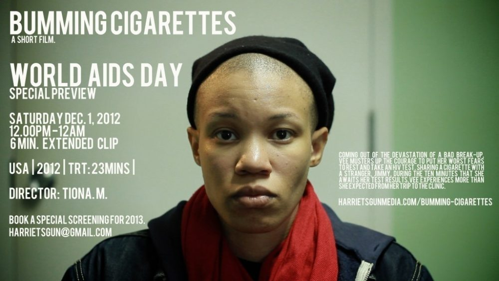 Bumming Cigarettes World Aids Day 2 1024X576
