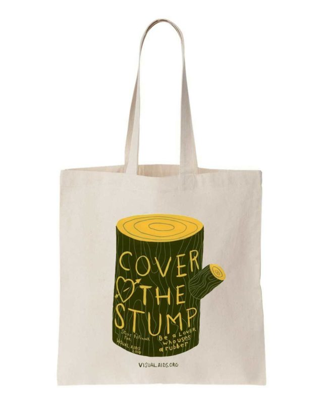 Sample Tote Bag Stump