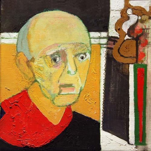 Alzheimer's Self-Portraits Saw