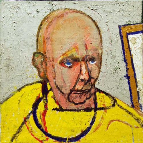 Alzheimer's Self-Portraits Yello