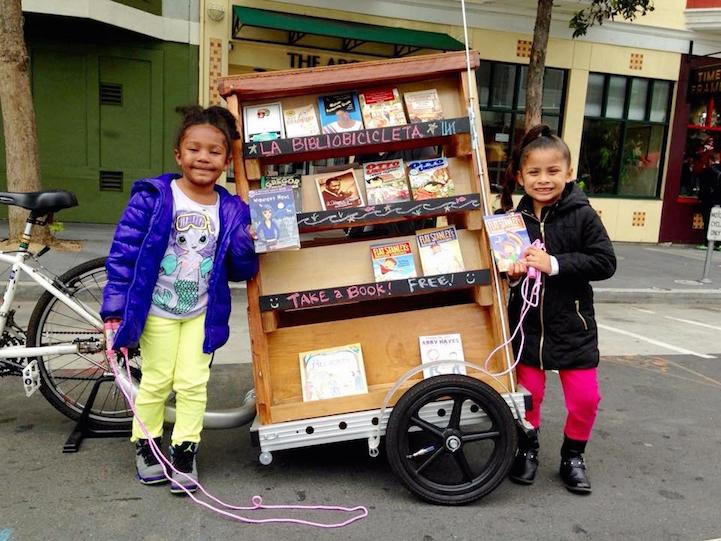 Bibliobicicleta 1
