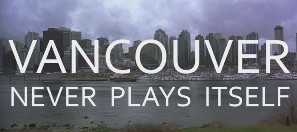 Vancouver Never Plays Itself 1
