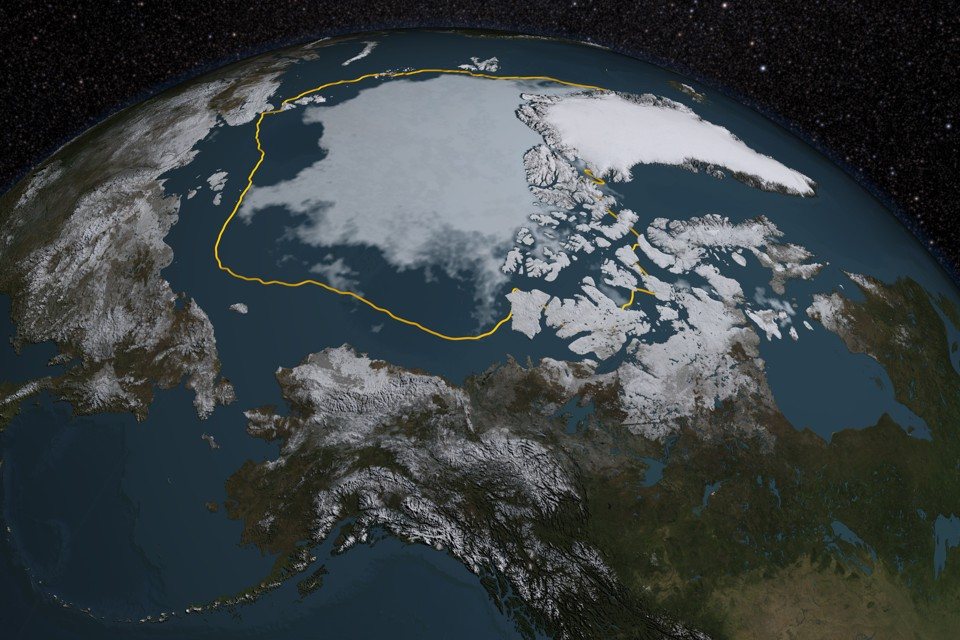 Arctic Sea Ice 1