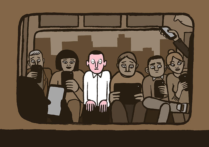 jean-jullien-tech-addiction-2