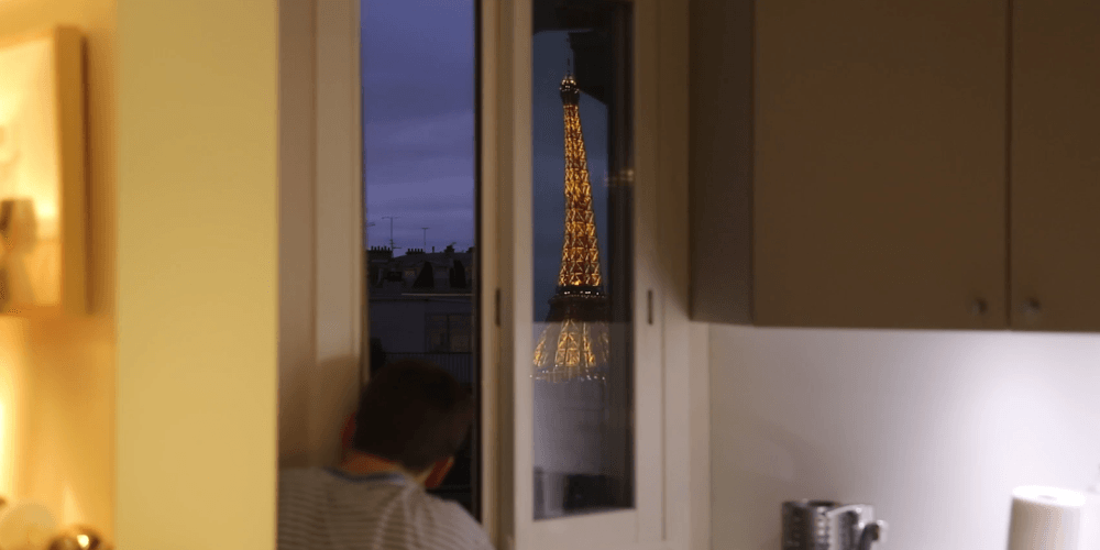 Eiffel Tower Periscope 1