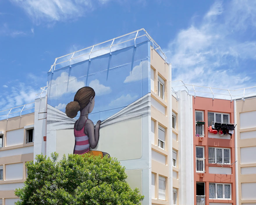 Julien Malland Street Art 1