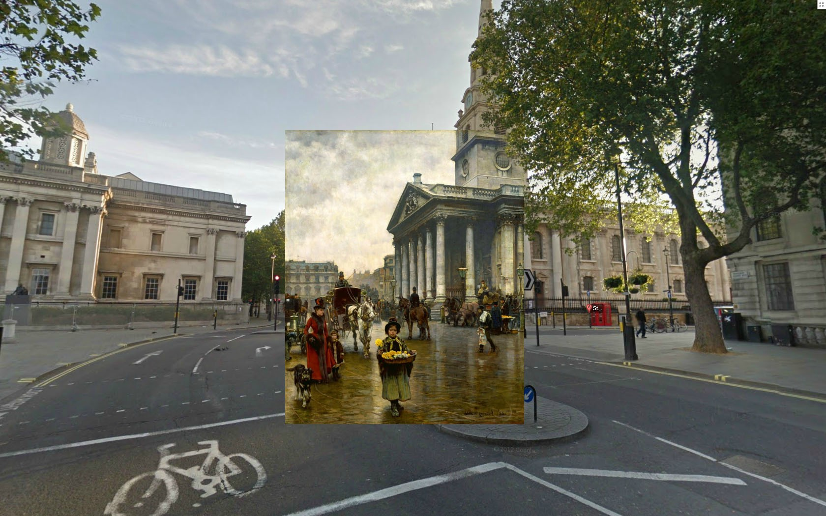 shystone-Old-Paintings-Juxtaposed-on-London-of-Today-4