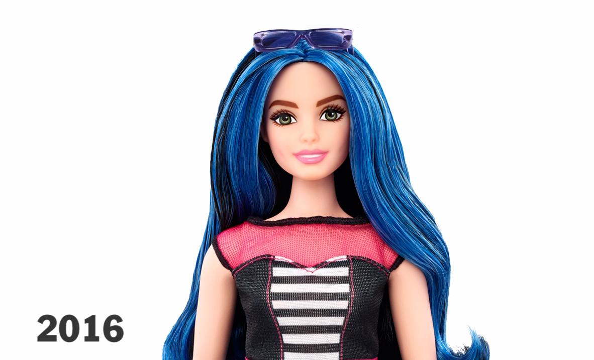 Barbie Doll 2016