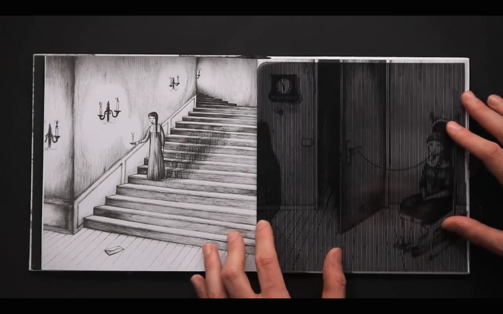 Vento, a picture book by Virgilio Villoresi and Virginia Mori