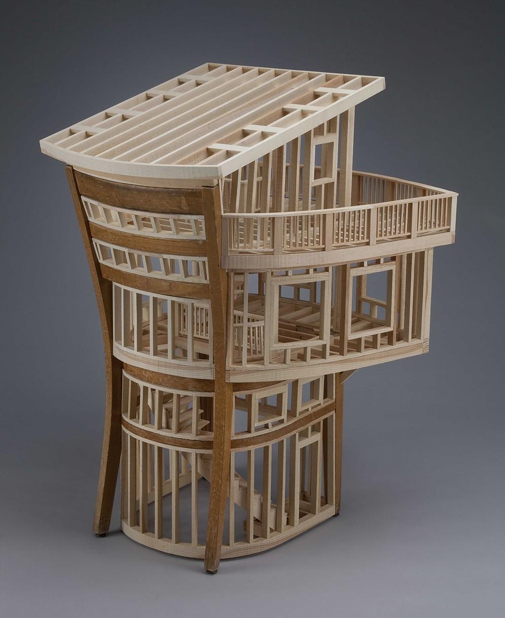 Ted Lott furniture architecture 5