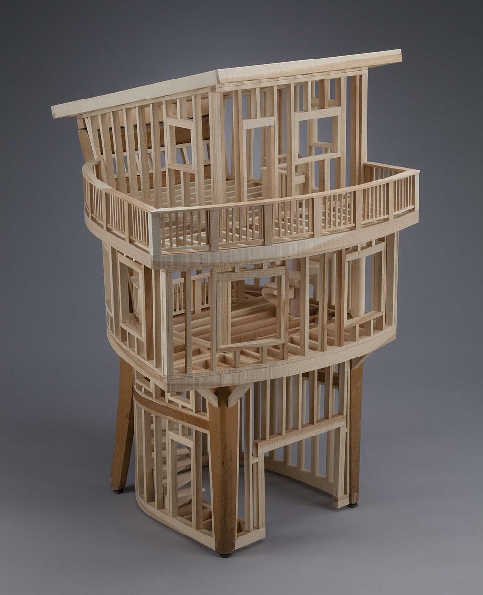 Ted Lott furniture architecture 6
