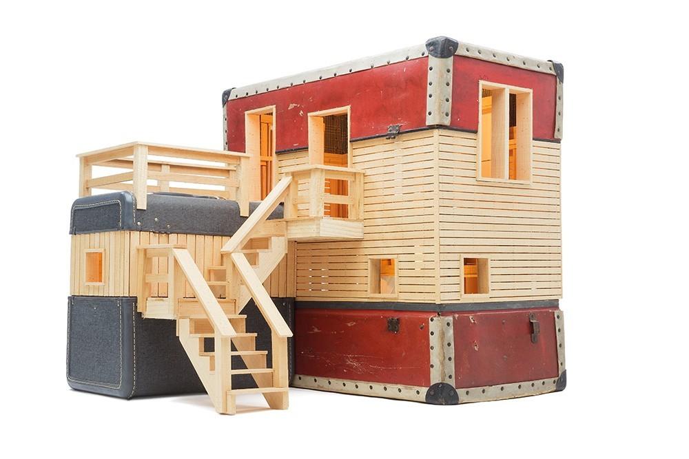 Ted Lott furniture architecture 8
